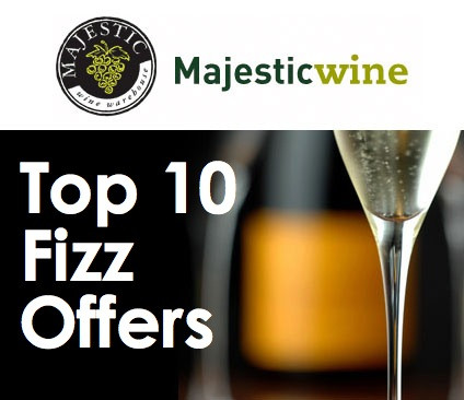Majestic Wine Fizz Offer