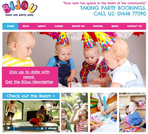 Bijou Homepage