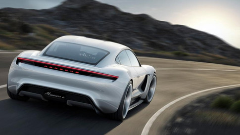 Porsche: Energy Charged