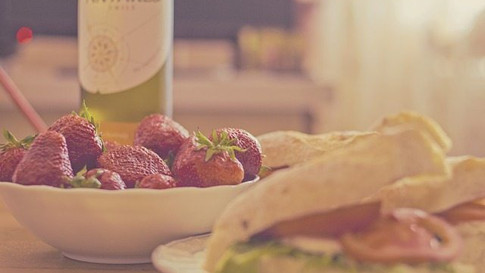 The Best Sandwich And Wine Combos
