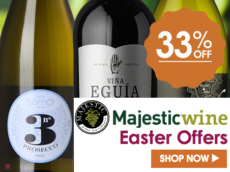 Majestic Wine Easter