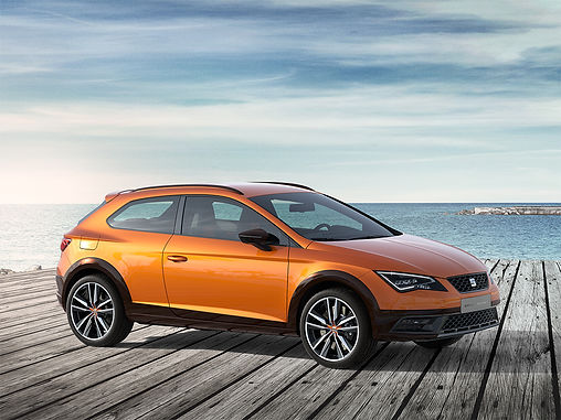 The Seat Leon Cross Sport – The Features