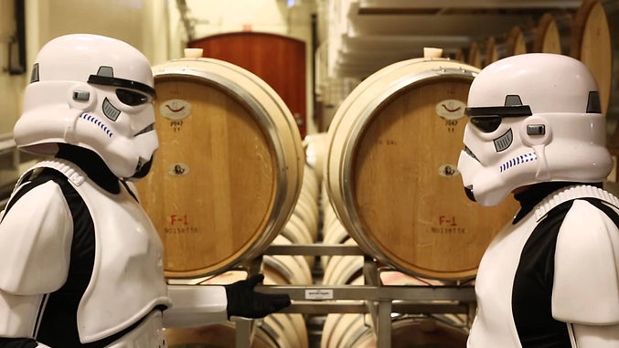 Star Wars Inspired Wines and Accessories