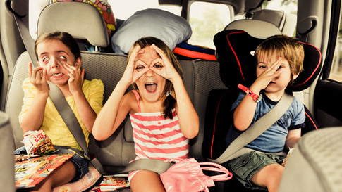 Travelling With Kids – Staying Sane – Part 2