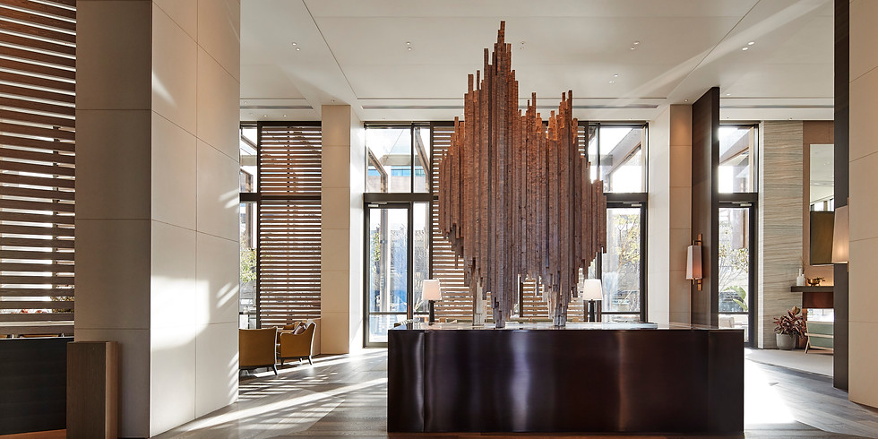 Artists & Designers - collaborations in hospitality
