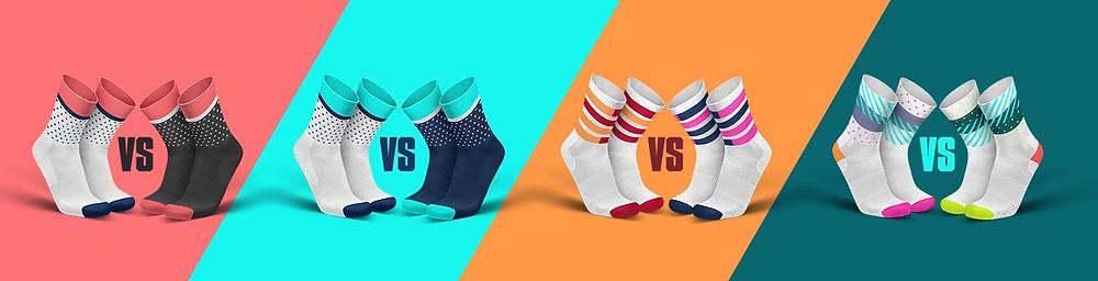 עיצוב גרביים חדשים incylence israel