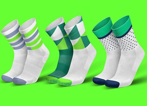 GREEN BUNDLE - מארז גרביים ארוכים