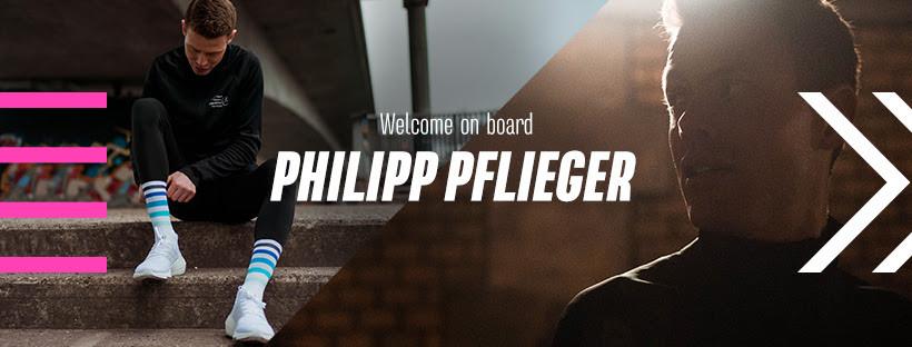 פיליפ פליגר - רץ מרתון וספורטאי החסות שלנו