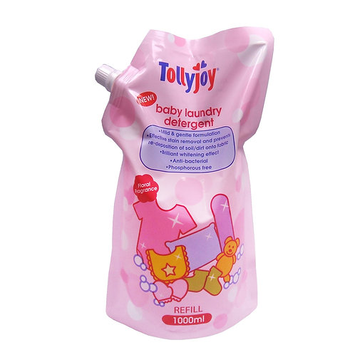 2209 - Tollyjoy Baby Laundry Detergent Refill (1 Litre)