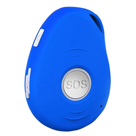 SOSbuddy 3G Tracker - EV07W (Blue)