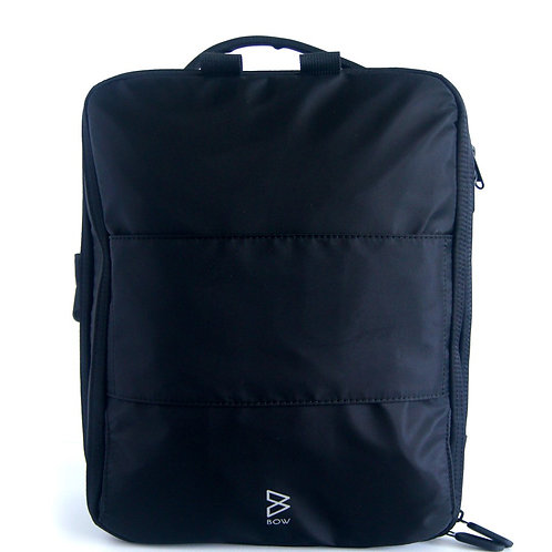 Bow Quiver X Multifunctional Bag (Black-black)