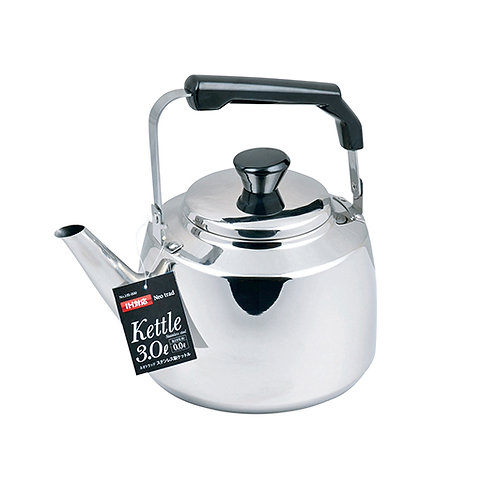 Pearl Life 3L Neo Trad Stainless Steel Kettle  - HB-1837