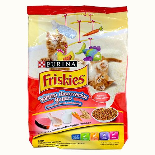 Friskies Cat Dry Food - Kitten Discoveries 400g