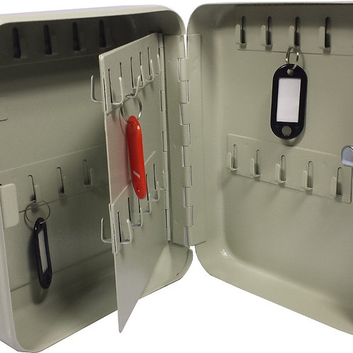 SECURE™ KEY BOX TS0081 W/KEY TAGS-KB40