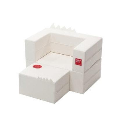 Designskin Cake Sofa - White