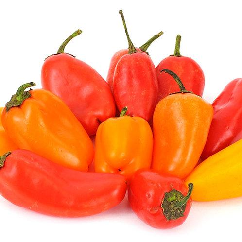 Sweet Crunchy Mini Peppers