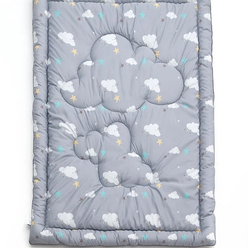 Lolbaby Microfiber Bedding Set - Rainy Cloud
