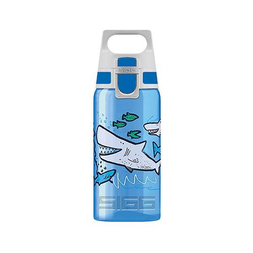 Sigg Viva One Sharkies 500ml Water Bottle  - 8686.5