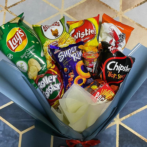 Surprise Snack Bouquet - Big
