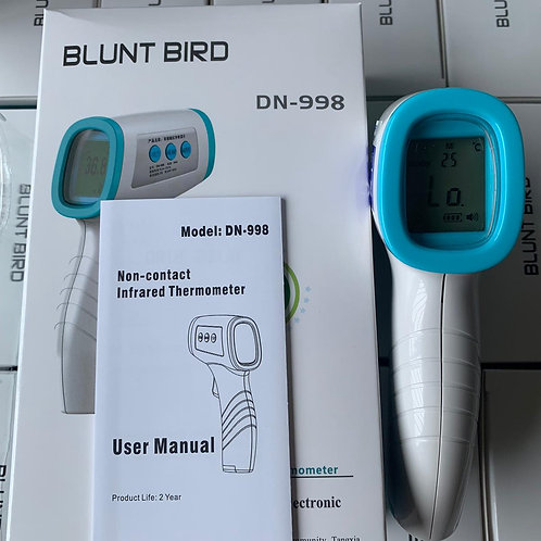 Blunt Bird Non-Contact Infrared Thermometer (DN-998)