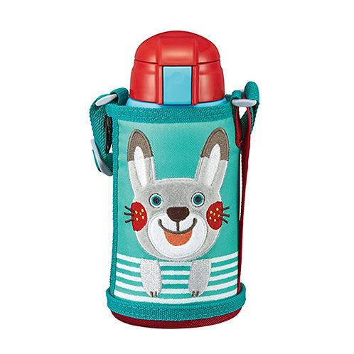 Tiger 0.6LT S/Steel Bottle - Rabbit - MBR-T06G-AR