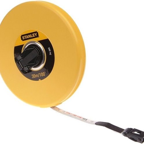 STANLEY FG MEASURING TAPE CLOSED 30M/100FT STHT34262-8-01