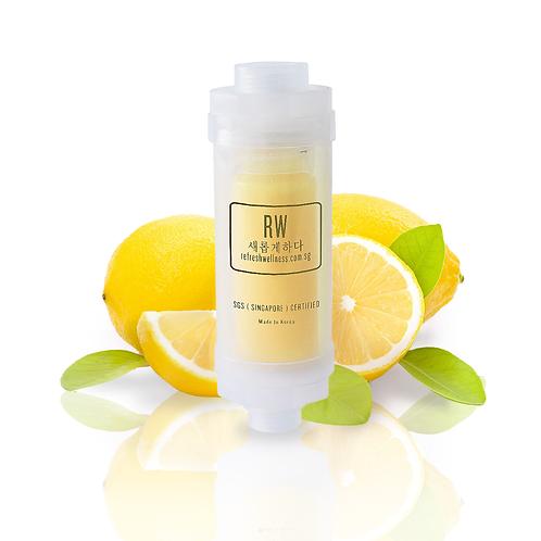 RW Collagen Milk Shower Filters - Sorrento Lemon