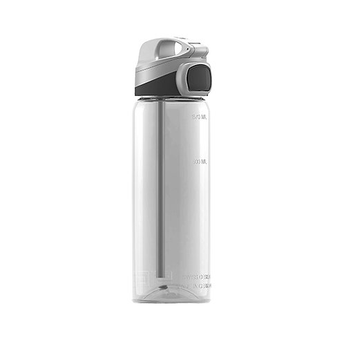 Sigg Miracle Transparent 600ml Water Bottle - 8631.7