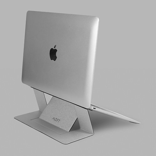 Allocacoc MOFT Laptop Stand (Silver)