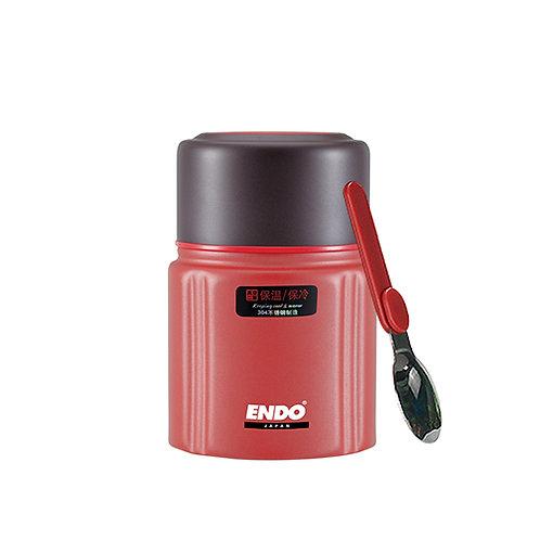 CX-4009 - ENDO 650ML FOOD JAR + POUCH
