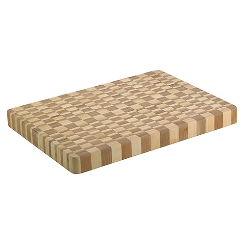 Richardson Sheffield Gingham - Rectangular Bamboo Chopping Board - CB-GINGHAM