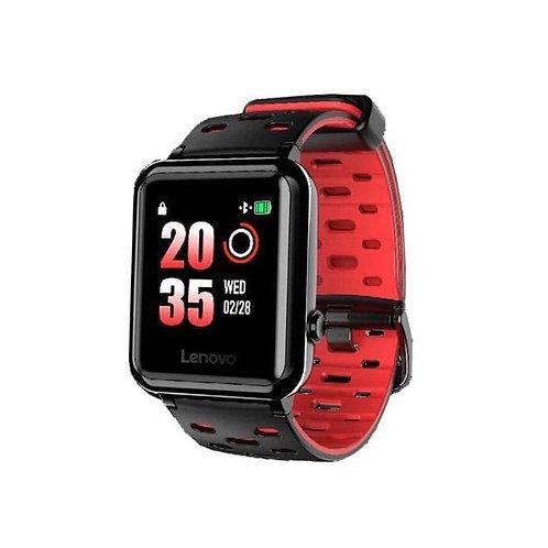 Lenovo W5 GPS Sport Watch (Red)