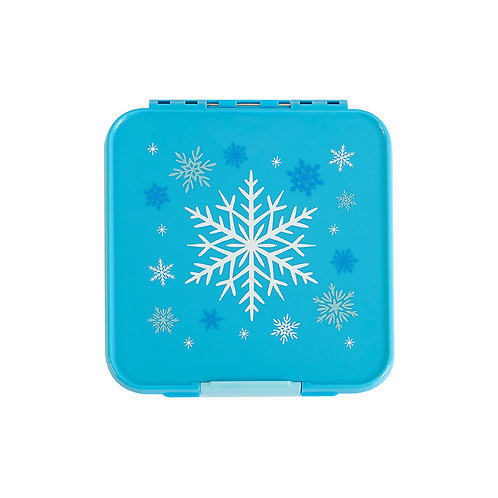 Little Lunch Box - Bento Three - Snowflakes