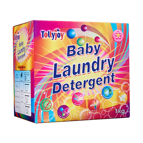 2208/22534 - Tollyjoy Baby Laundry Detergent Powder 1kg (Floral)