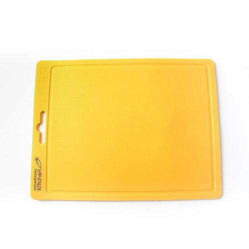 Mother's Corn Silicone Cutting Board Yellow