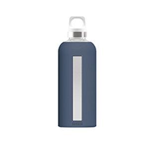 Sigg Star Midnight 500ml Glass Bottle - 8649.3