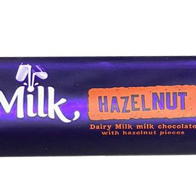 Cadbury Dairy Milk Chocolate Bar - Hazelnut 55g