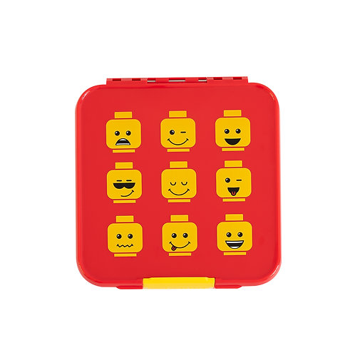 Little Lunch Box - Bento Three - Faces