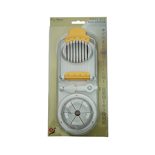 Kai Egg Slicer With Cutter  - BE-0831