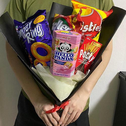 Surprise Snack Bouquet - Small