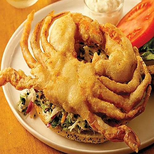 Handy Tempura Soft Shell Crab (2 portion)