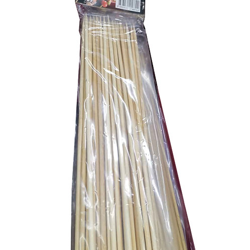 Mr Bel BBQ Skewer Bamboo Sticks 40 per pack
