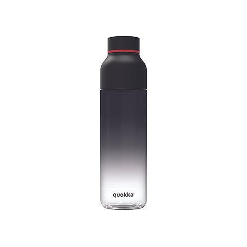 QUOKKA TRITAN BOTTLE ICE GEO BLACK 840 ML