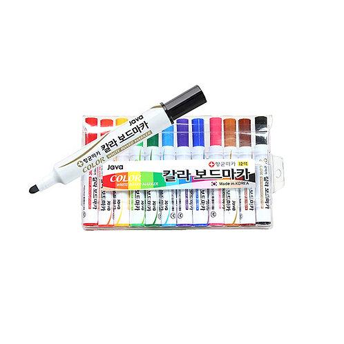 Noriterboard Whiteboard Markers - 12 Colors