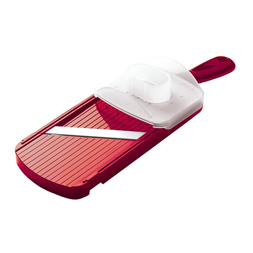 Kyocera Adjustable Slicer W Handguard (Red)  - CSN-202 RD