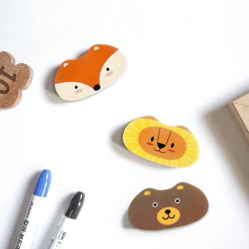 Noriterboard Animal Eraser - Lion