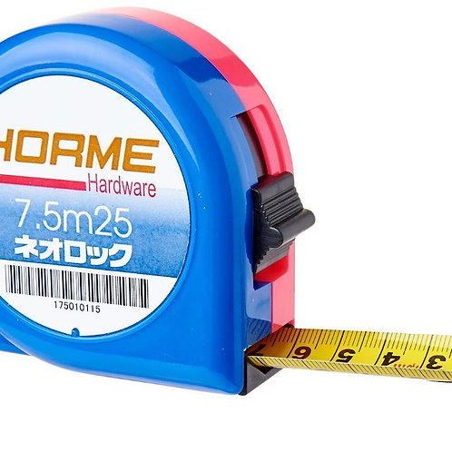 HORME™ MEASURING TAPE 7525D-DOUBLE SIDE