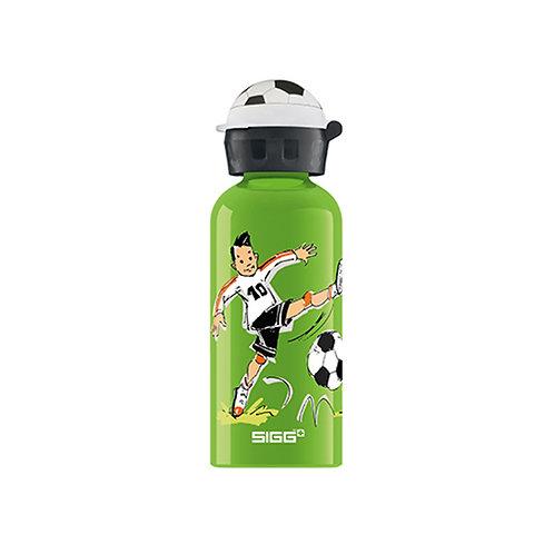 Sigg Footballcamp 400ml Kids Water Bottle - 8625.1