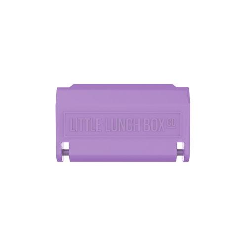 Little Lunch Box - Bento Latch - Purple (Mermaid)