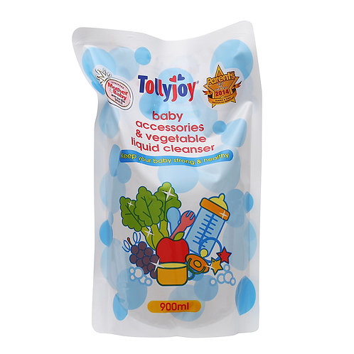 2205 - Tollyjoy Bottle & Veg Cleanser (Refill)